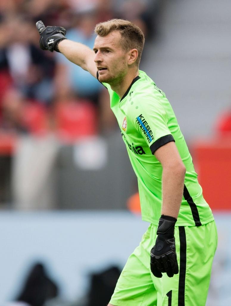 Lukáš Hrádecký Leverkusen