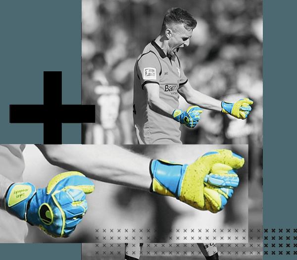 Lukas Hradecky Handschuh