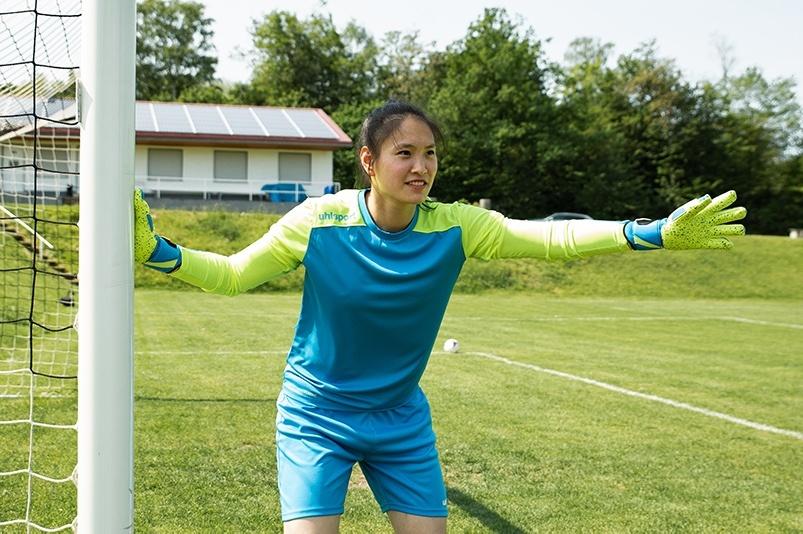 Players Tunnel - Da-Hye Lee