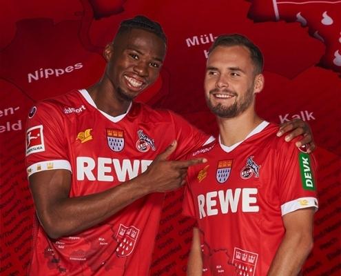 Et Hätz schleiht em Veedel - das Karnevalstrikot 2019/20 des 1. FC Köln