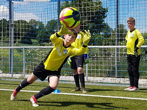 Die Keeper Academy von Goalkeeping Development