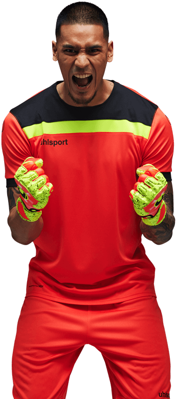 Alphonse Areola mit Dynamic Impulse