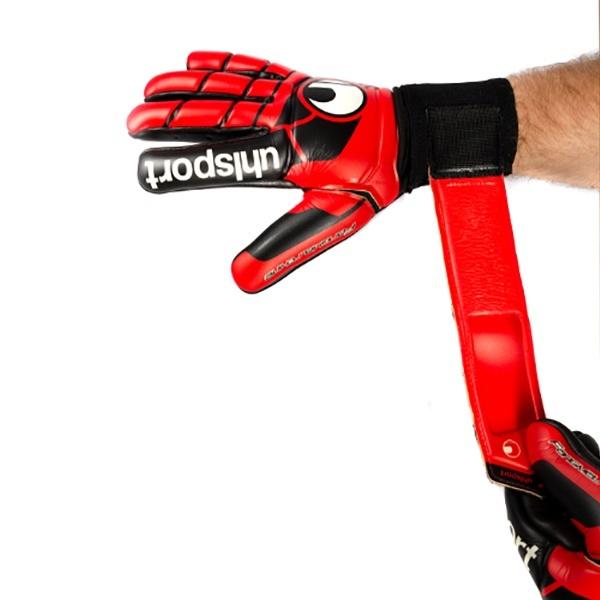 Retro-Fangmaschine Handschuhverschluss