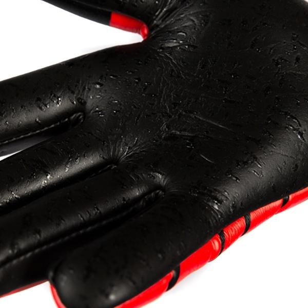 Retro-Fangmaschine Handschuh Closeup Grip