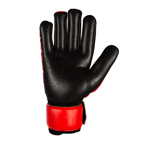 Retro-Fangmaschine Handschuh