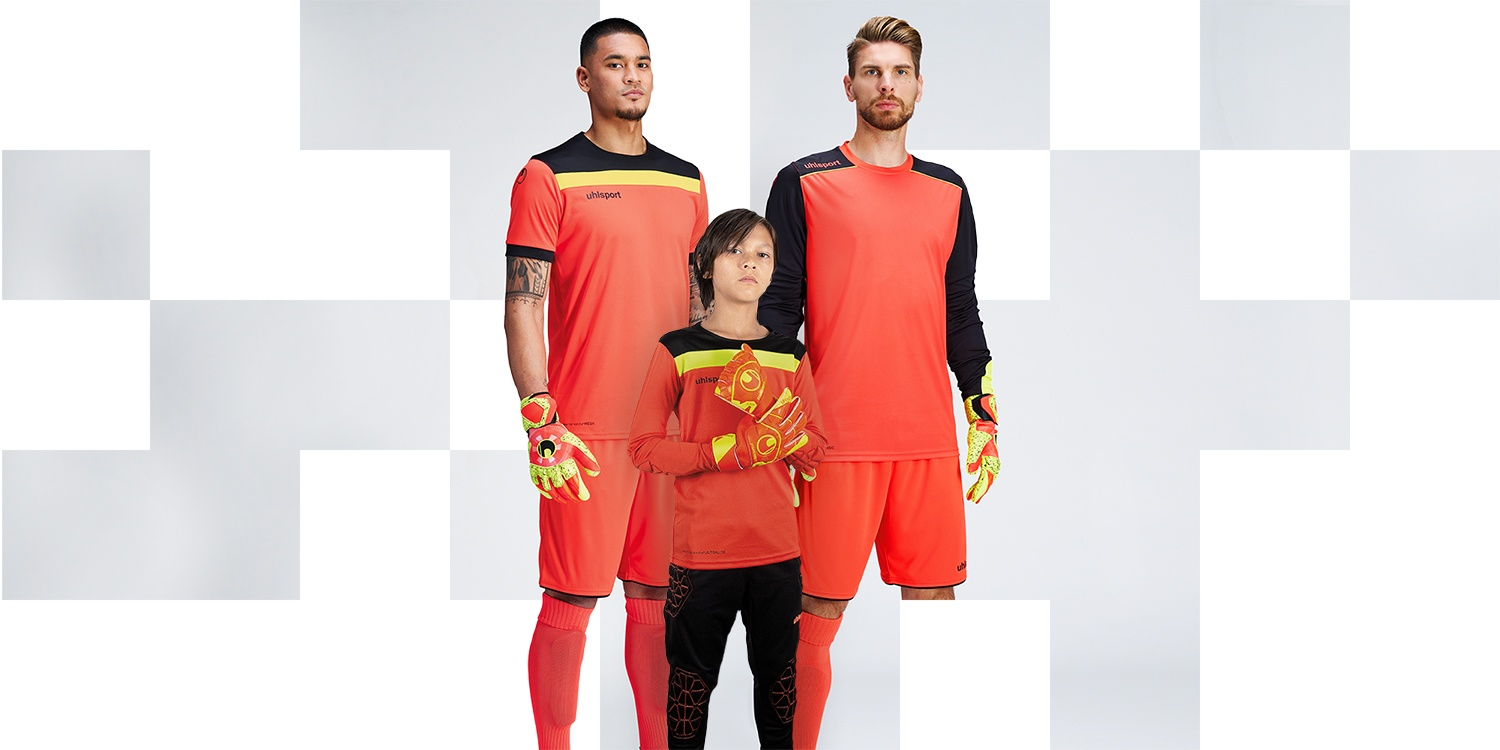 OFFENSE 23 Die neue uhlsport Teamkollektion 2020