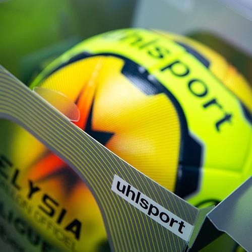 Offizieller Spielball der Ligue 1 Uber Eats Frankreich