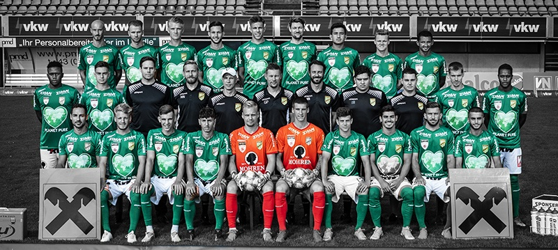 uhlsport uhleague - Austria Lustenau