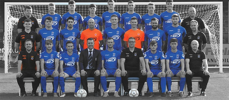 uhlsport uhleague - Dungannon Swifts
