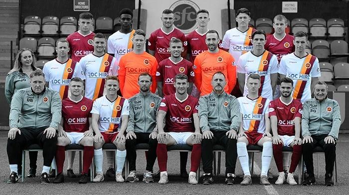 uhlsport uhleague - Stenhousemuir FC