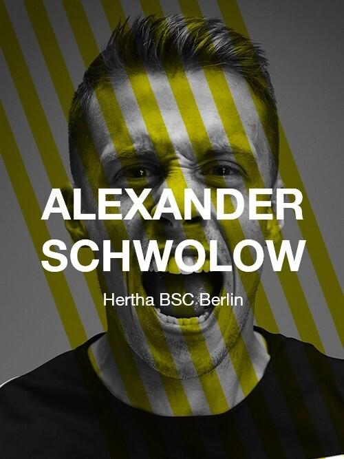 Alexander Schwolow spielt uhlsport PURE ALLIANCE Torwarthandschuhe