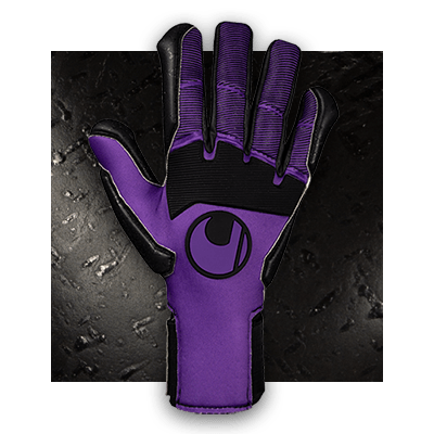 Pure Alliance Purple Torwarthandschuhe