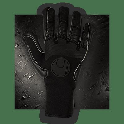 Pure Black Torwarthandschuhe
