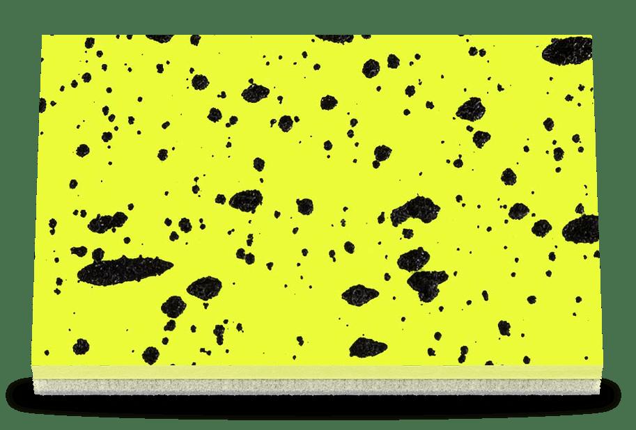 uhlsport SUPERGRIP Haftschaum für Torwarthandschuhe in der Makroaufnahme