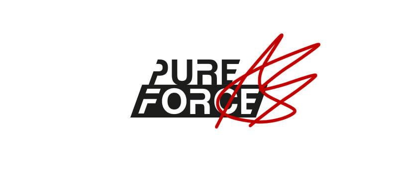 uhlsport PURE FORCE Torwarthandschuhe unterschrieben von Alexander Schwolow